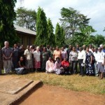 First Tanga Region Palliative Care Meeting in January 2010
