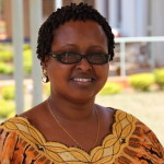 Dr Helga Nnko who is currently doing a degree in palliative medicine from Uganda